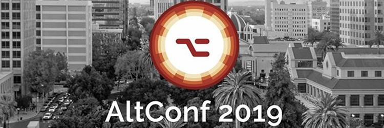 AltConf 2019 logo