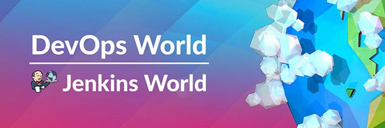DevOps World | Jenkins World Logo