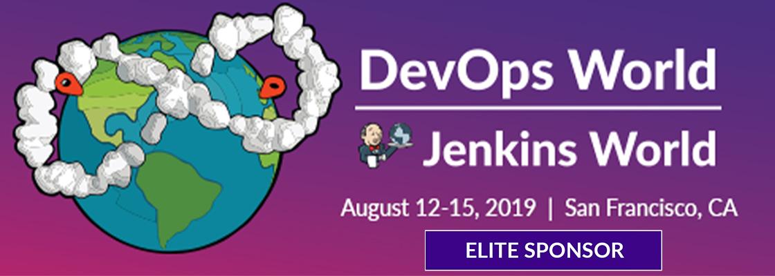DevOps World | Jenkins World banner