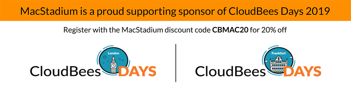 CloudBees Days Promo Code