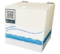 Real Time Water Quality Monitoring Logo