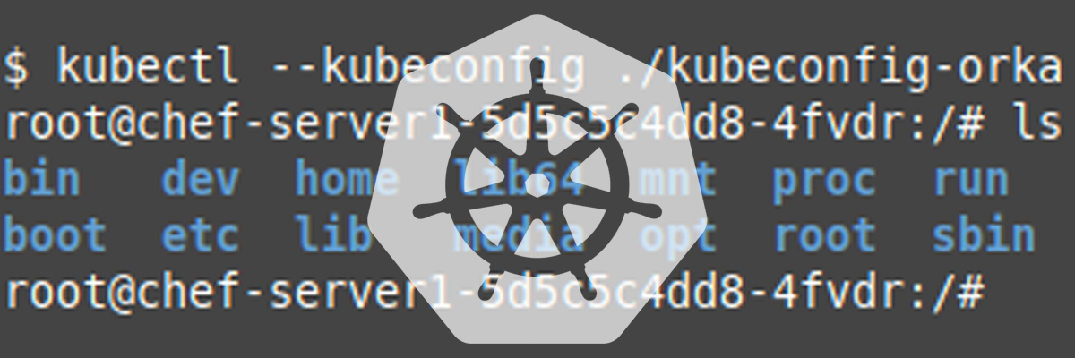 How to K8s: Exec into a Running Kubernetes Pod