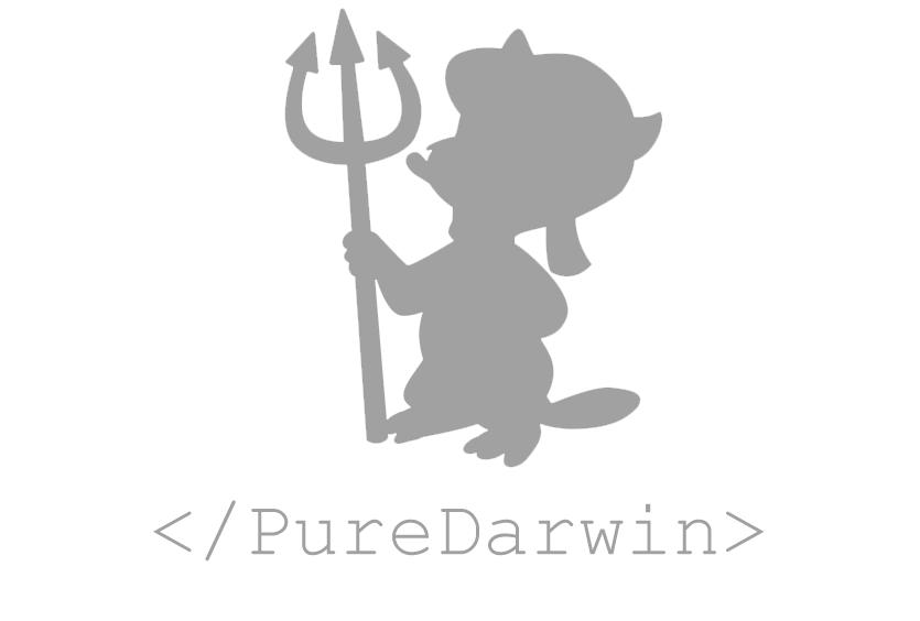 PureDarwin Logo