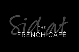 Sid at the French Cafe
