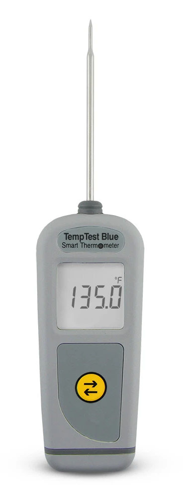 Temptest Blue thermometer