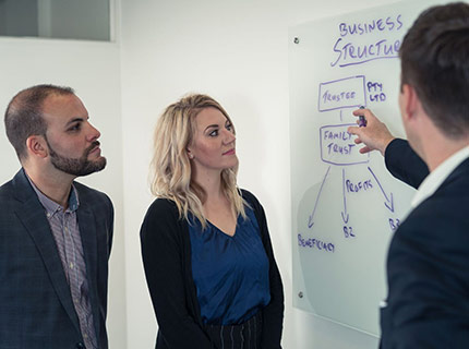 Image of business accountants