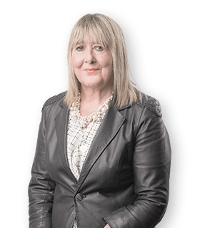 Lyn Dean, Executive Assistant – Client Services