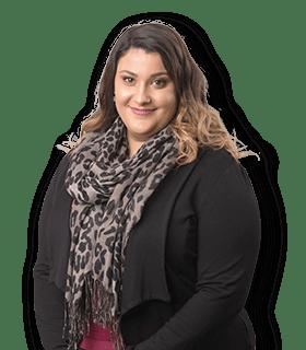 Sofia Virgona, Client Services Co-Ordinator