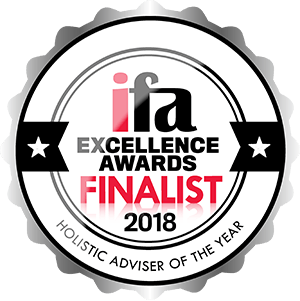IFA Excellence Awards - (Finalist) Holistic Advisor Of The Year - John Liston