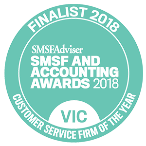 SMSF Adviser - (Finalist) Customer Service Firm Of The Year