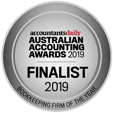 Australian Accountants Awards - (Finalist) - Bookkeeping Firm of the Year