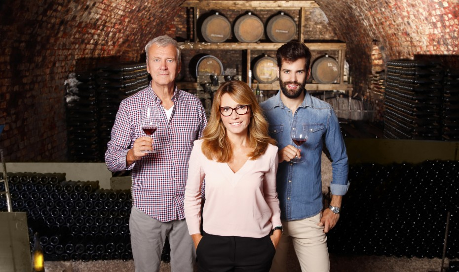 Family trust wine company