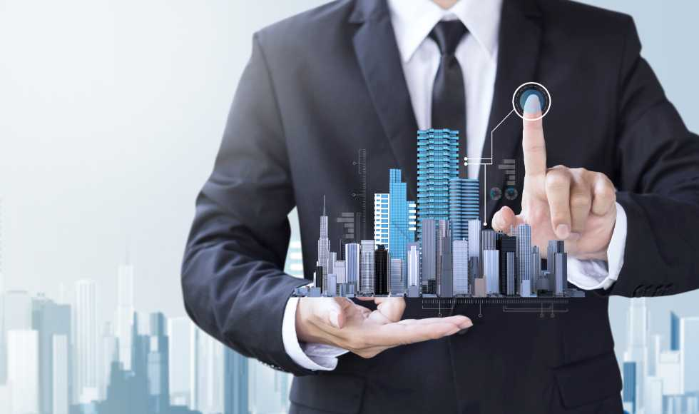 Property investment structure