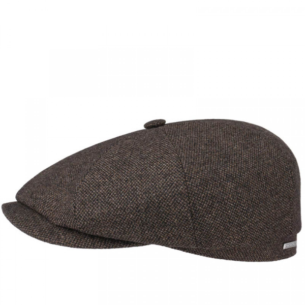 Stetson Hatteras Wool Brown