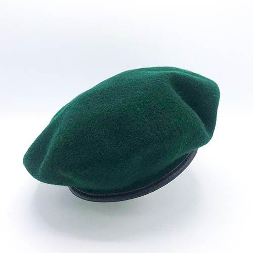 Tonak Beret Monty Wool Green