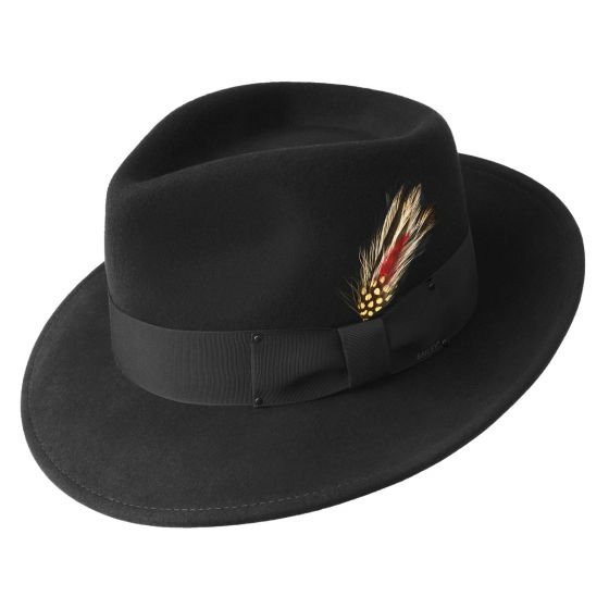 Bailey Fedora Black