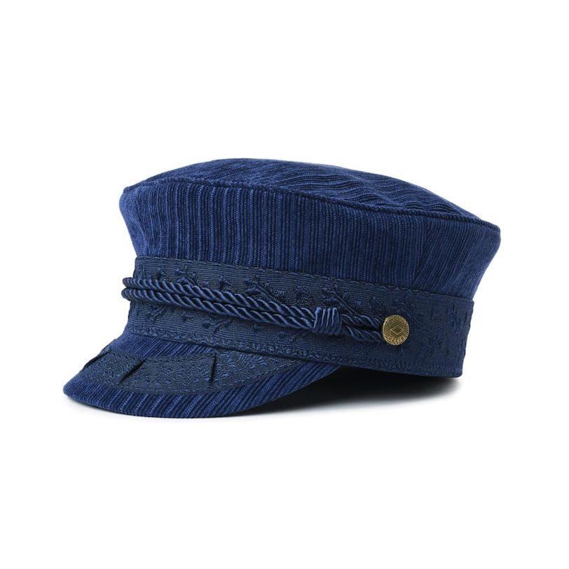 Brixton Albany Cap Patriot Blue