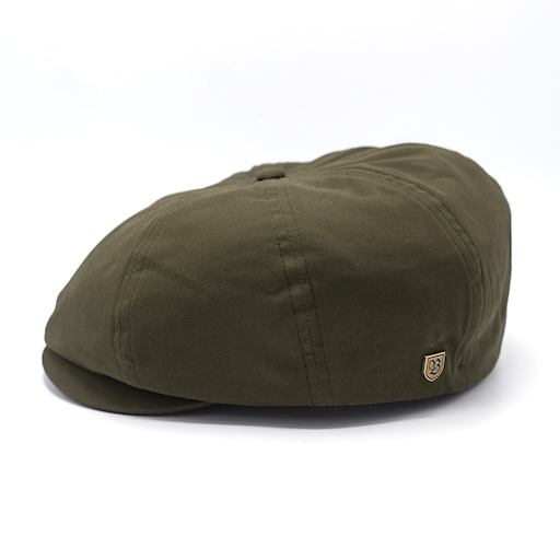 Brixton Brood Snap Cap Army