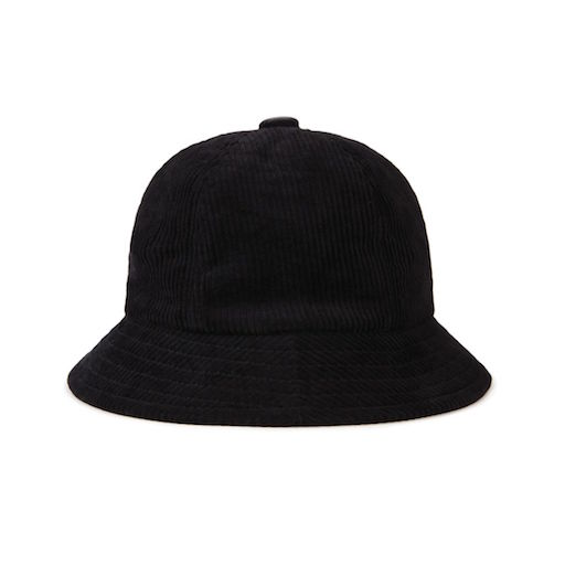 Brixton Essex Bucket Hat Black