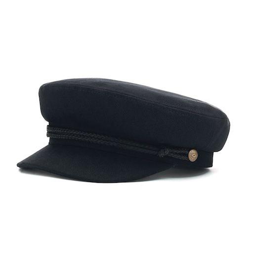 Brixton Fiddler Cap Black