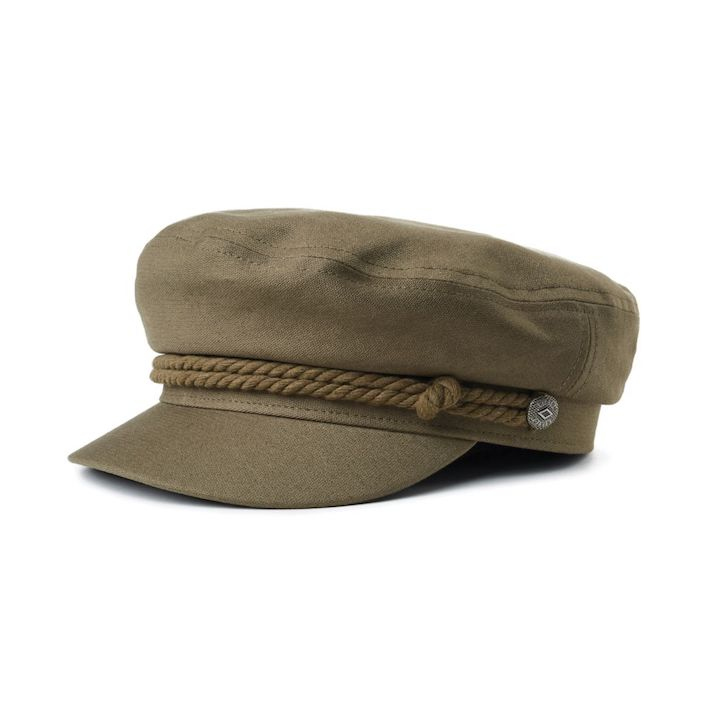 Brixton Fiddler Cap Military Olive