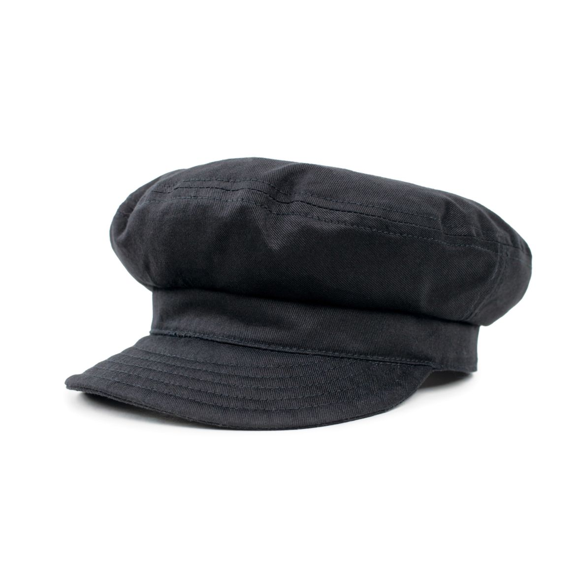 Brixton Fiddler UN Cap Black
