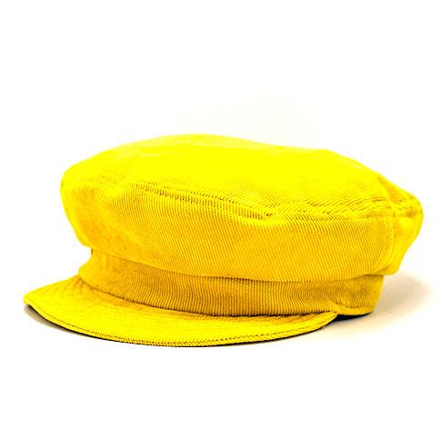 Brixton Fiddler UN W Cap Yellow