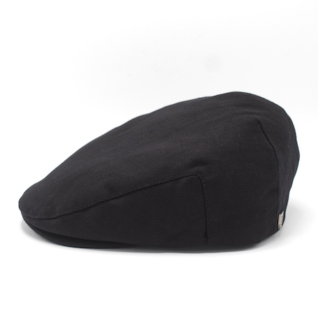 Brixton Hooligan Snap Cap Black