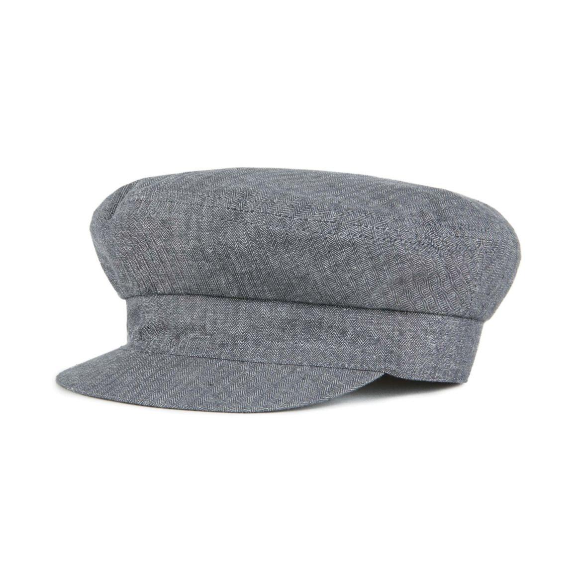 Brixton Lil Fiddler Cap Middle Grey