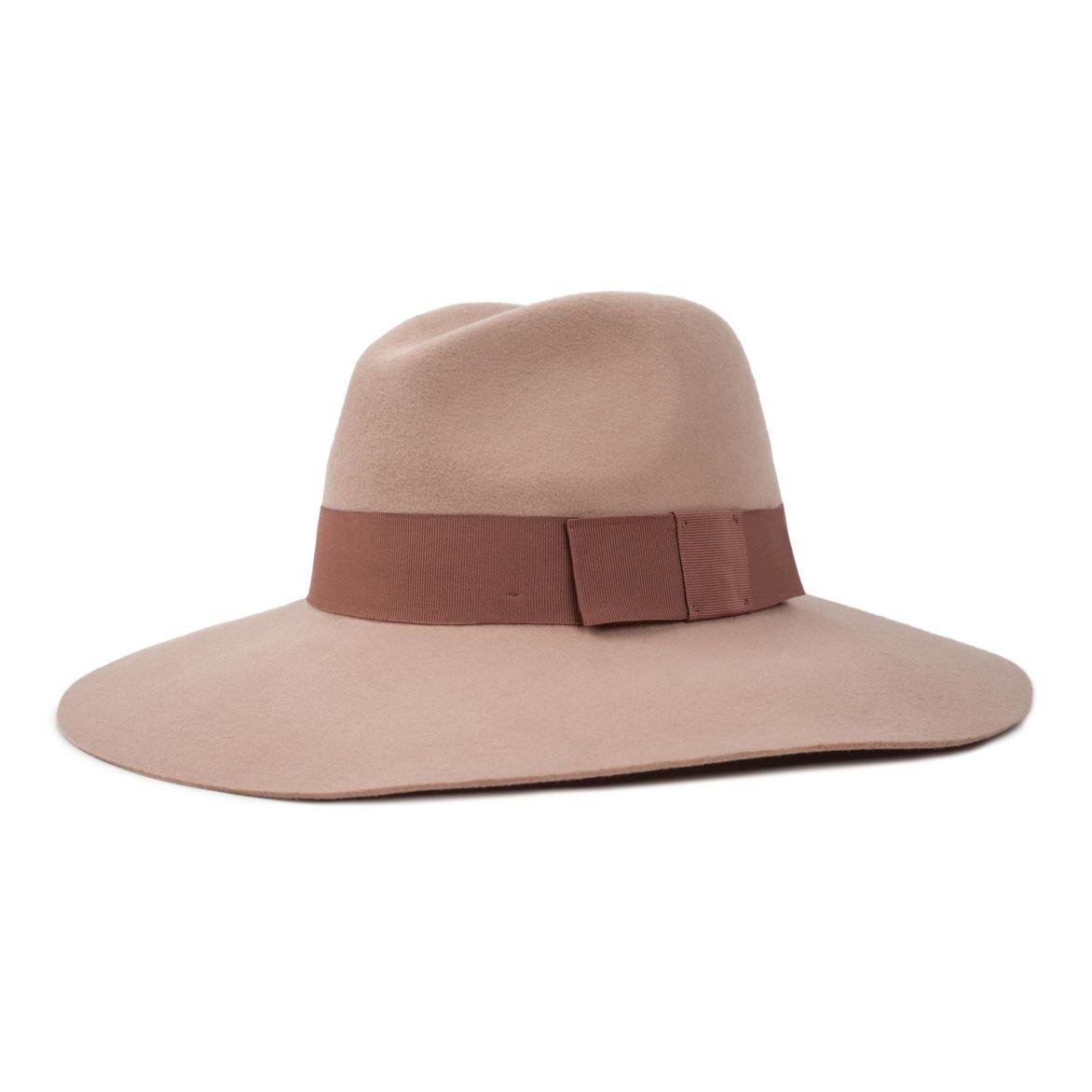 Brixton Piper Hat Blush