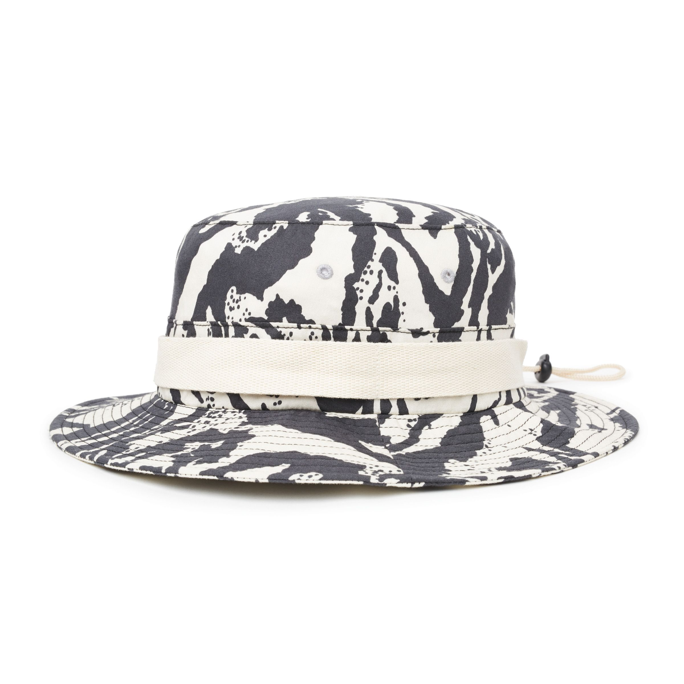 Brixton Vanessa Bucket Hat Black Bone