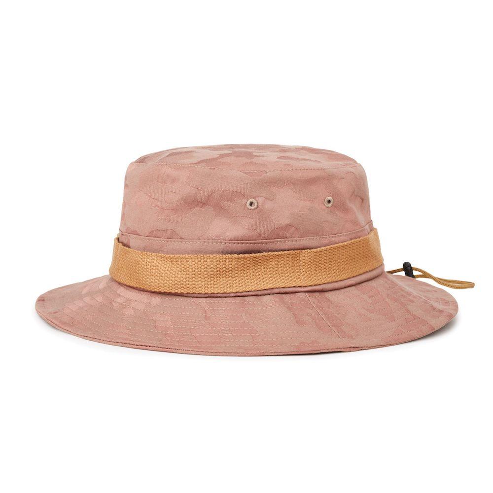 Brixton Vanessa Bucket Hat Blush Camo