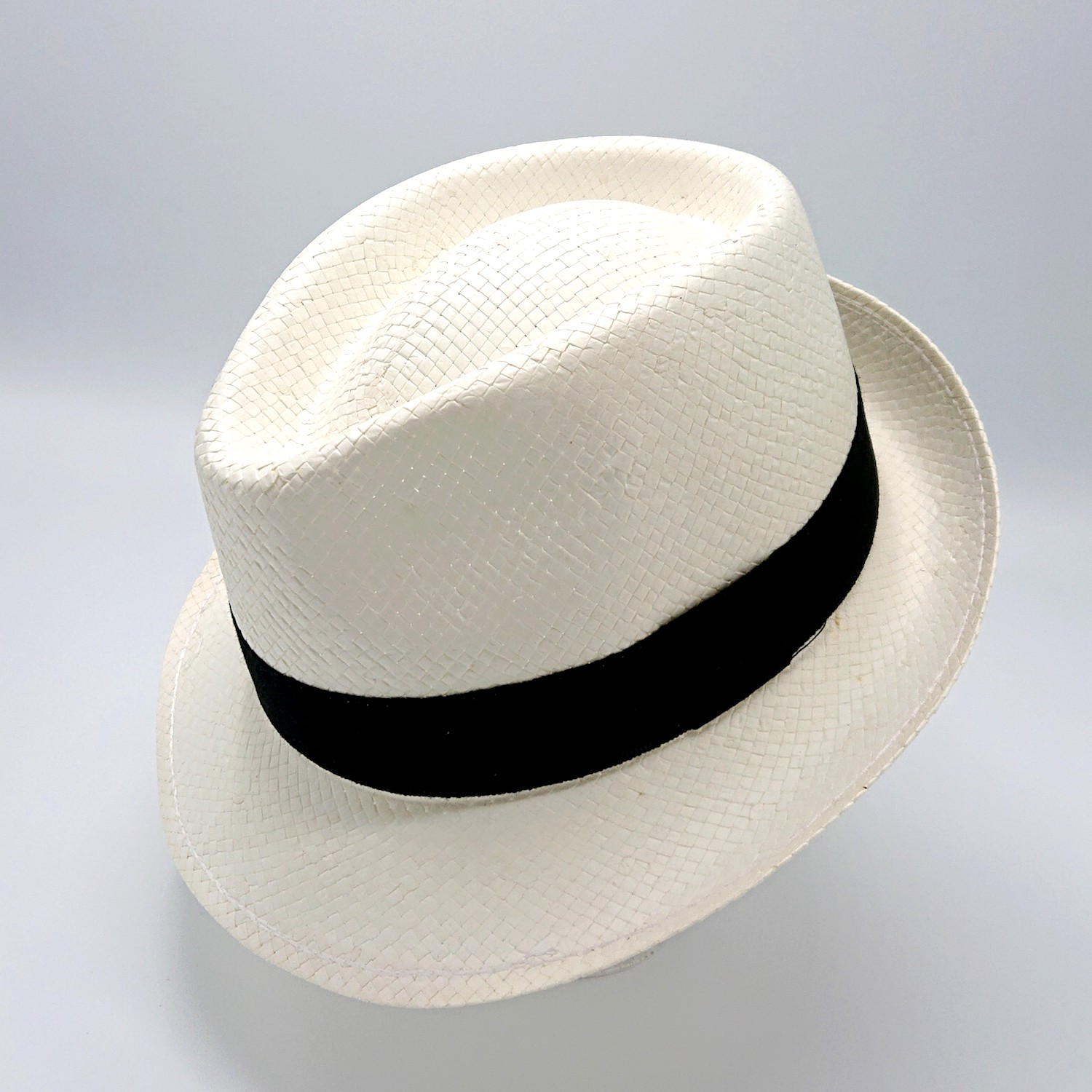 Mc Burn Kids Trilby White