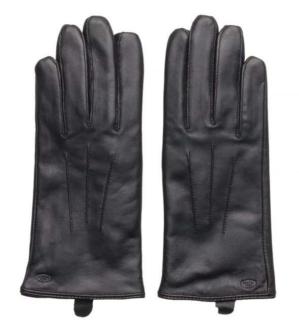 MJM Glove Angelina Leather Black