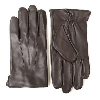 MJM Glove Joey Leather Brown