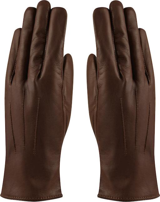 MJM Glove Angelina Leather Chestnut