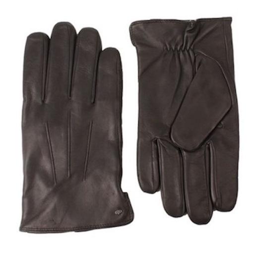 MJM Glove Joey Leather Black