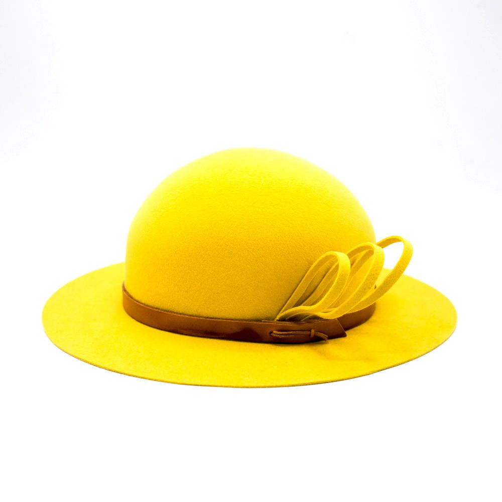 Per Brink Bowler Yellow