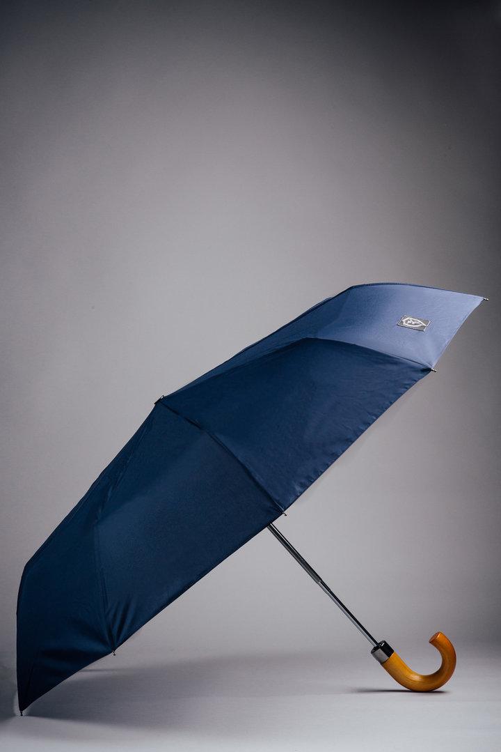 Rain & Son Paraply Foldable Dark blue