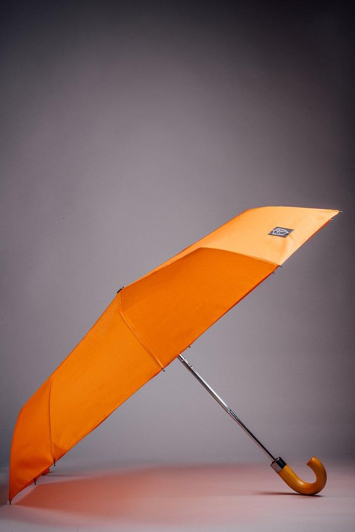 Rain & Son Paraply Foldable Orange
