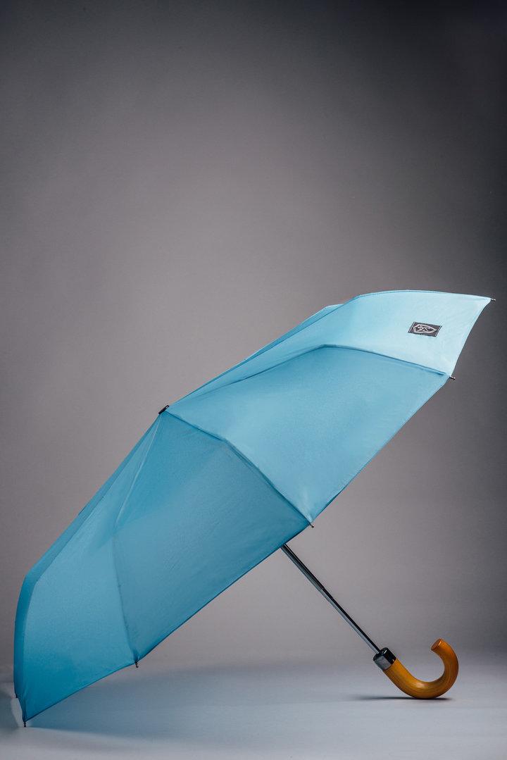 Rain & Son Paraply Foldable Blue