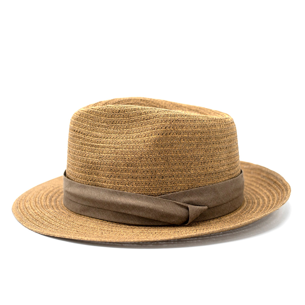 Seeberger Fedora Bogart Chocolate
