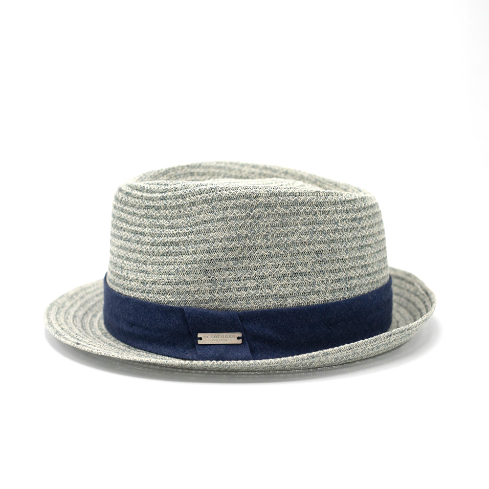 Seeberger Trilby Smoke Grey