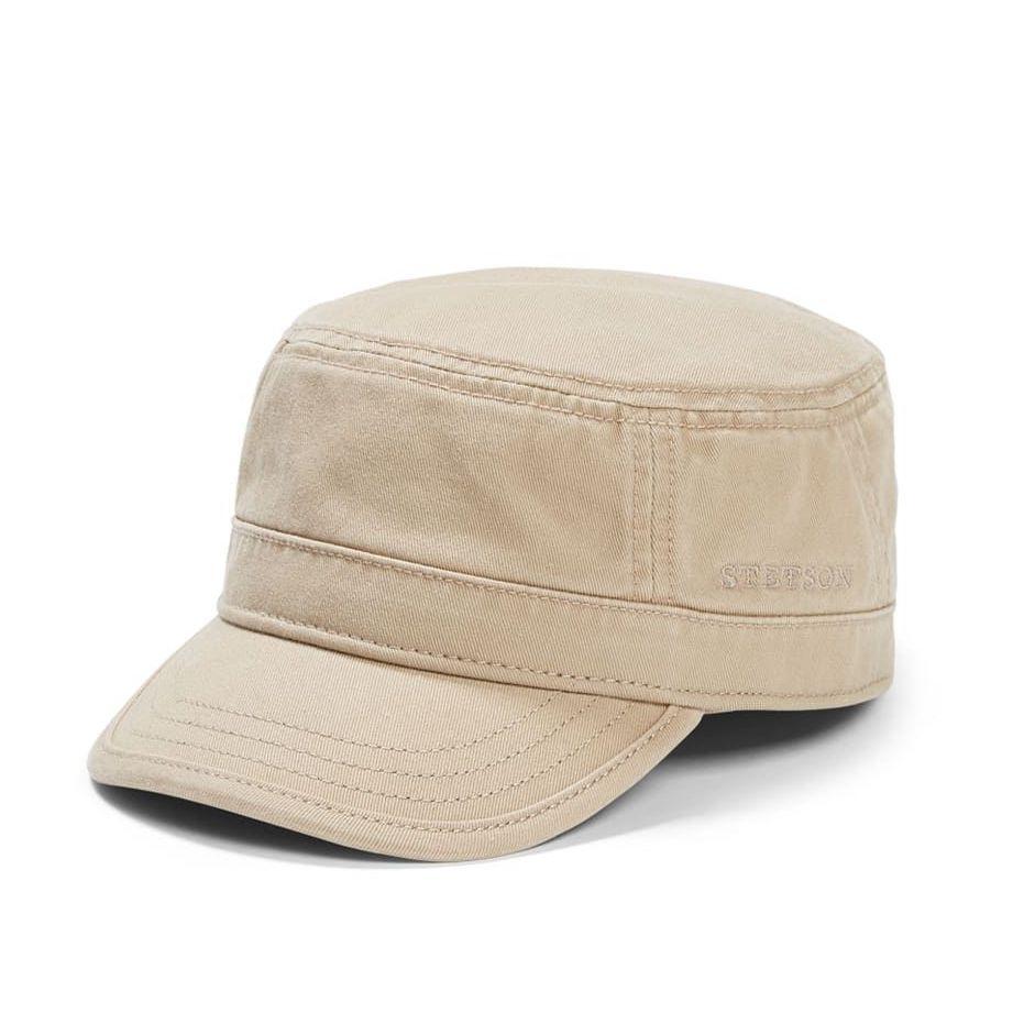 Stetson Army Cap Cotton - Flera färgval