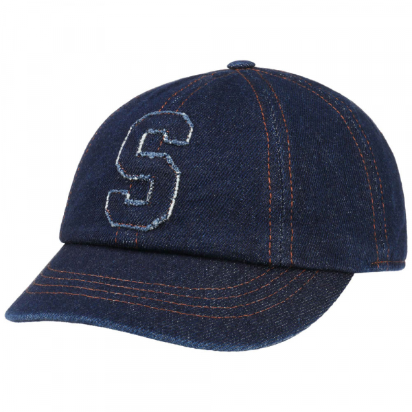 Stetson Baseball Cap Denim