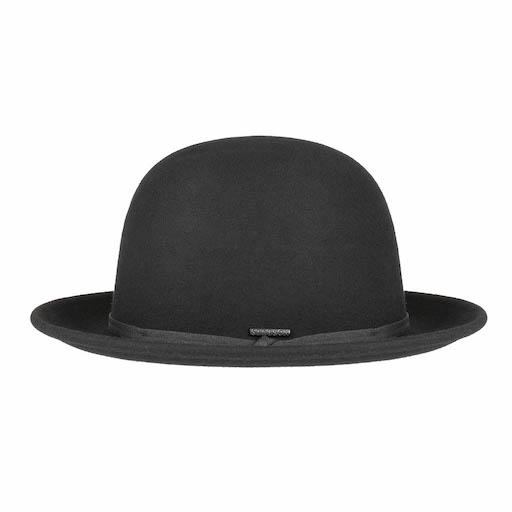 Stetson Bowler Tilbury Hat Black
