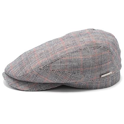 Stetson Driver Cap wool Check