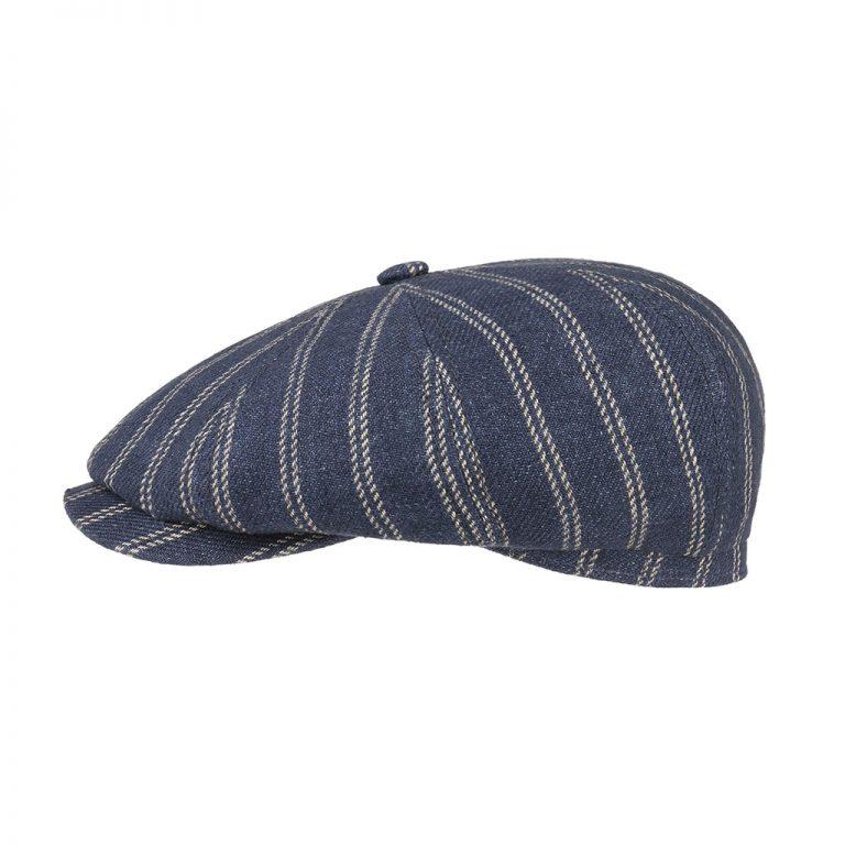 Stetson Hatteras Linen Stripe