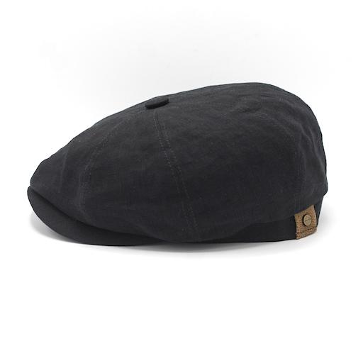 Stetson Hatteras Linen Black