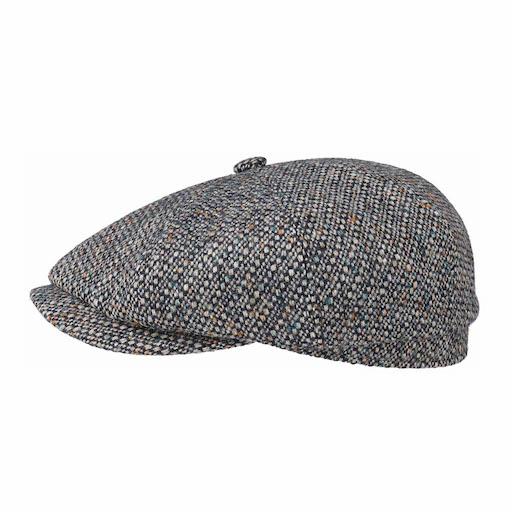 Stetson Hatteras Wool Grey/white